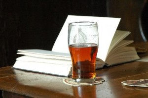 beer-and-book