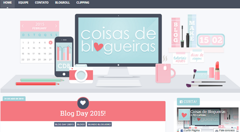 CDB - Blog Day 2015